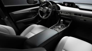 Mazda 3 - cabin