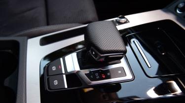 Audi Q5 - control