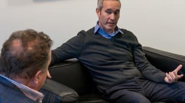 Aston Martin feature - interview