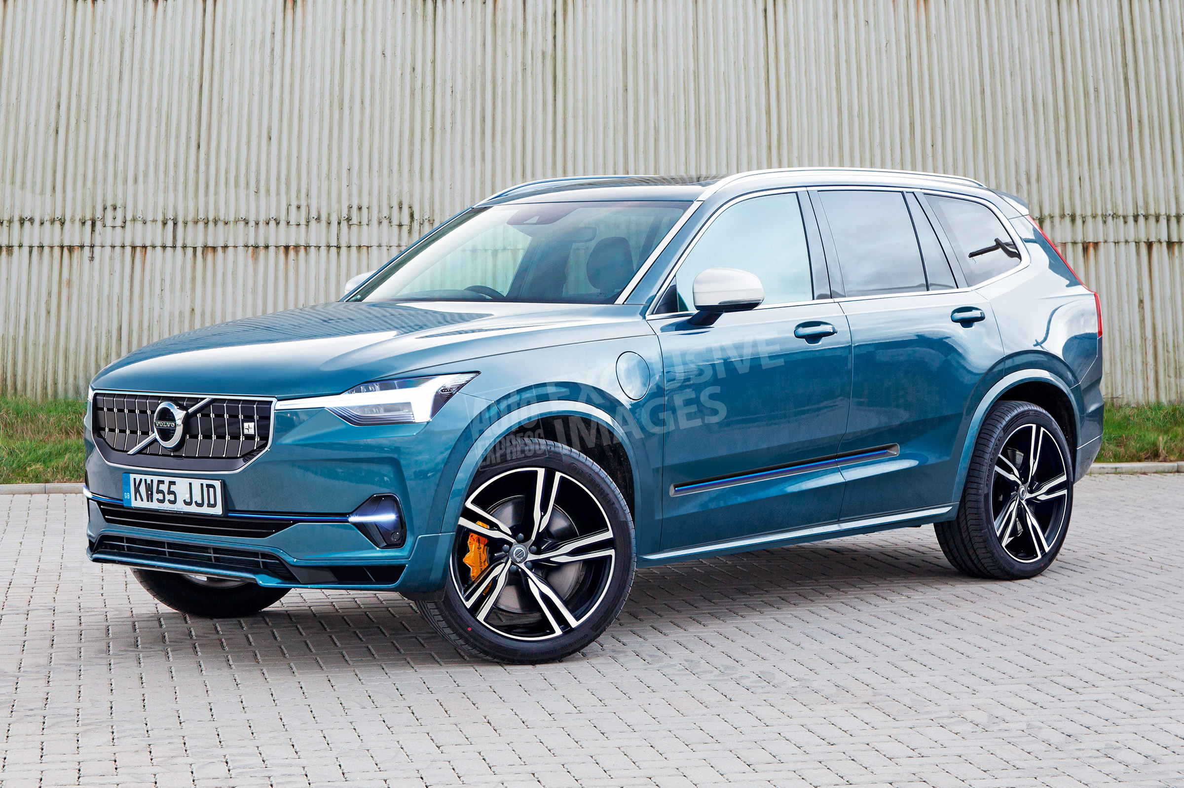 All-new electric Volvo XC4 to arrive in 4  Auto Express