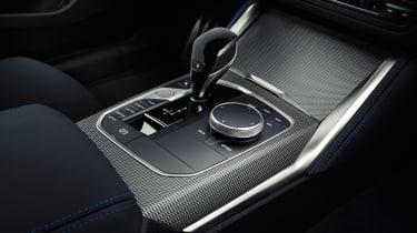 BMW 4 Series Gran Coupe - transmission