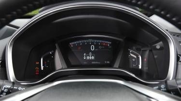 Honda CR-V - dials