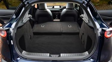 Mazda CX-30 - boot seats down