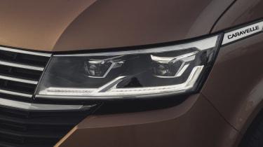 Volkswagen Caravelle - front light