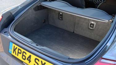 Audi TT Ultra - boot
