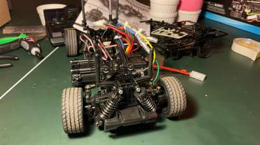 Tamiya RC - chassis