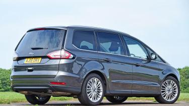 Ford Galaxy - rear static