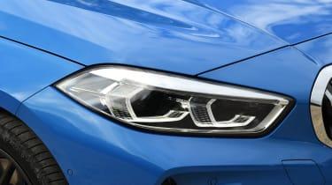 BMW 1 Series - head light