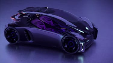 SAIC unveils video-game inspired MG MAZE concept