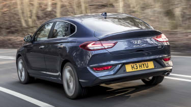 Hyundai i30 Fastback - rear