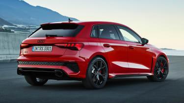 Audi RS 3 Sportback - rear static