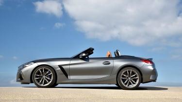 BMW Z4 - side static
