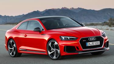 Audi RS5 2017 - front quarter