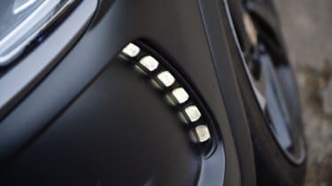 DS 3 Performance Cabrio 2016 - fog light