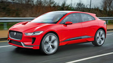 Best new cars of 2017: our road tests of the year - Jaguar I-Pace