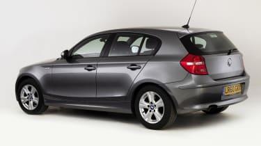 Used BMW 1 Series Mk1 - rear