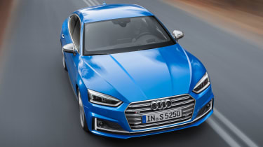 Audi S5 Sportback 2016 - front tracking