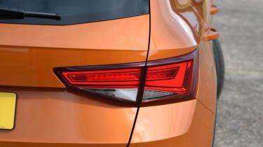 SEAT Ateca - rear light detail