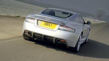 Aston rear