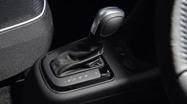 SEAT Mii electric UK - gearshift