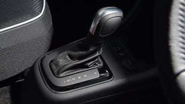 SEAT Mii electric UK - gearshift