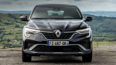 Renault Arkana - full front