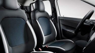 Renault K-ZE - seats