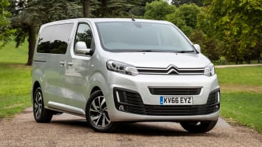 Citroen SpaceTourer - front