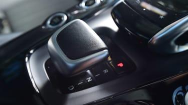 Mercedes-AMG GT C - centre console