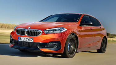 BMW 1 Series - front (watermarked)