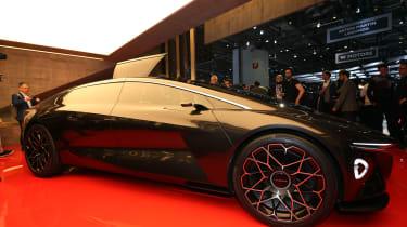 Aston Martin Lagonda Vision concept - Geneva front