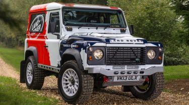 Land Rover Bowler