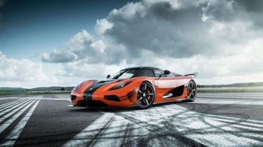 Koenigsegg Agera XS front side