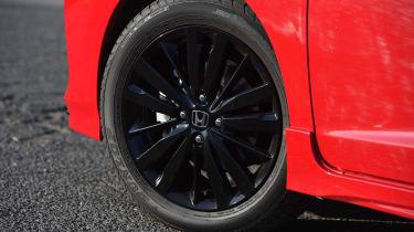 Honda Jazz - wheel