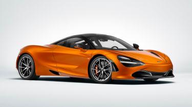 McLaren 720S - front