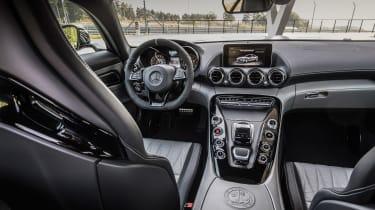 Mercedes-AMG GT C - interior