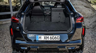 BMW X6 M Competition - boot
