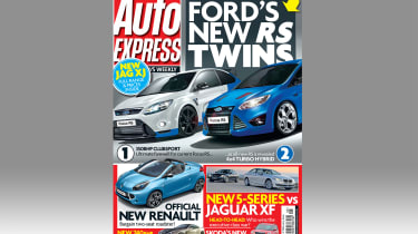 Auto Express Issue 1,100
