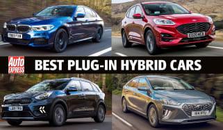 Best PHEV cars