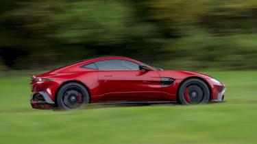 Aston Martin Vantage AMR - side