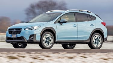 Safest cars for sale in the UK - Subaru XV