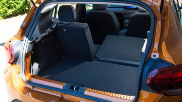 Dacia Sandero Stepway long termer - first report boot