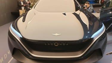 Lagonda All-Terrain concept front