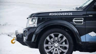 Land Rover Discovery XXV wheel