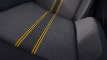 Volkswagen T-Roc - seat detail