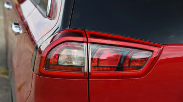 New Kia Niro '2' - rear light