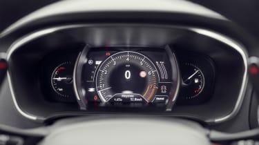 Renault Megane R.S. - dials