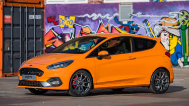 Ford Fiesta ST Performance Edition - front/side
