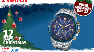 Day 12: 1 Red Bull timepiece