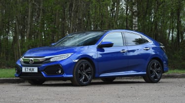 Honda Civic 1.5 - front static